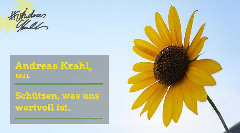 Andreas Krahl Ökologie