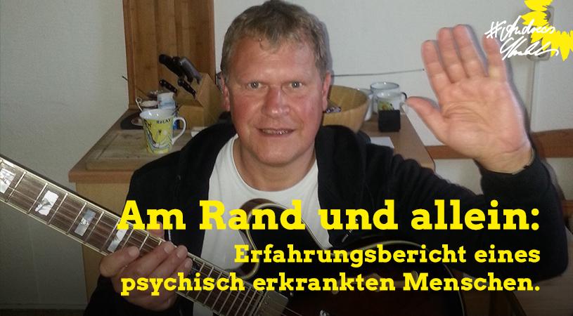Andreas Krahl Am Rand und allein