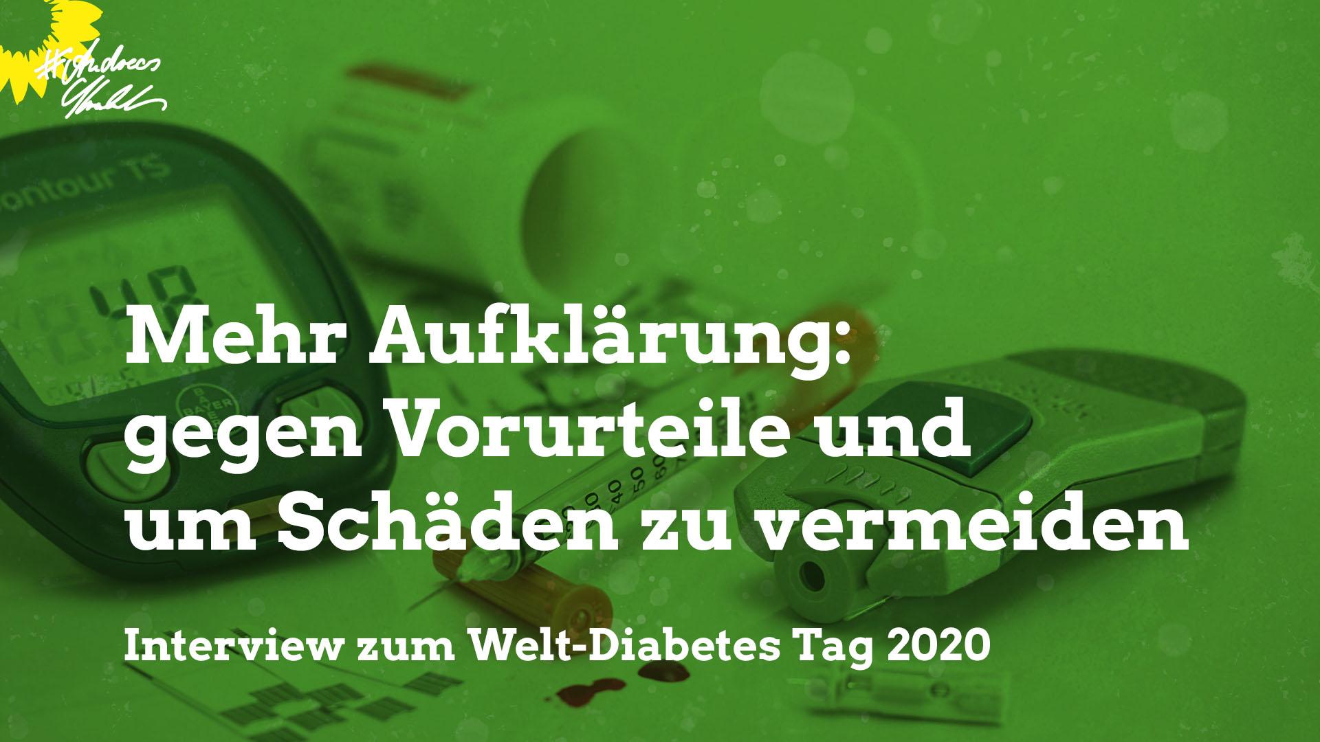 Andreas Krahl Diabetes I